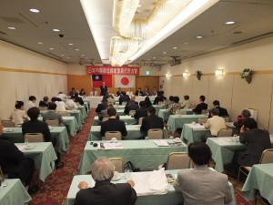 各地區代表踴躍出席會議