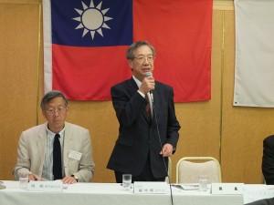 羅坤燦副代表出席會議,提供多方意見