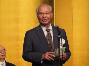 日本棋院理事長和田紀夫盼透過謝依旻在媒體上的活躍表現,讓更多人認識圍棋的魅力
