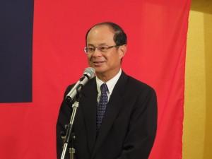 沈代表盼總會發揮功能,將明年亞華會活動舉辦成功外,並興旺僑社
