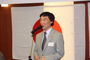 一般社団法人亜東親善協会張建国副会長