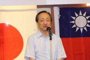 村上郁雄氏(政策秘書)