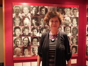 日本「戰爭與和平女性博物館」館長池田惠理子,希望能透過特展傳遞真相