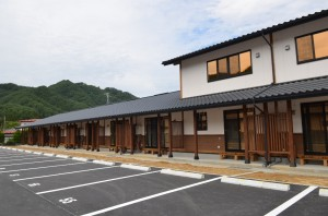 公營住宅公共設施完善