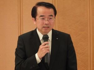 亞東關係協會會長李嘉進上任後首次訪日,表示希望能和日本簽訂FTA和觀光合作協定