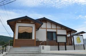 紅十字會援建的公營住宅,2層樓式建築舒適典雅