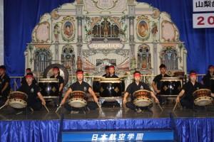 日本航空高等学校太鼓隊