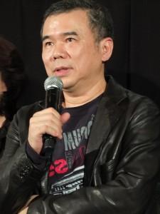 陳玉勳導演直接和日本影迷互動