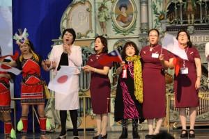 中華民国頌合唱