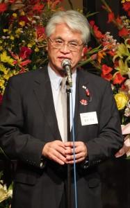 日本眾議院議員富田茂之,日前前往台灣參加國慶大會