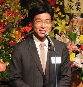 日本眾議院議員田嶋要表示日本與台灣的心靈交流是第一名