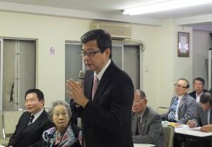 僑務委員時鎮棣在會上提出建議,請僑委會主動關切台日簽署租稅協定相關事宜,以保障旅日僑民的權益