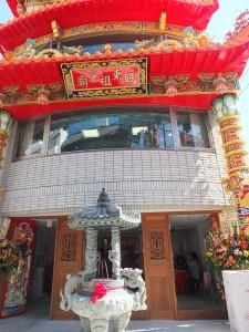 耗資5億日幣、費時1年多以上才完工的東京媽祖廟,盼能成為旅日僑民的心靈寄託