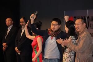 アジアの未来 作品賞:「今日から明日へ」のヤン・フイロン監督