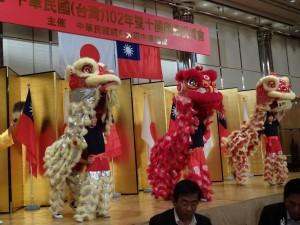 大阪中華學校舞獅隊