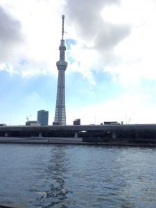 郭雪芙拍攝的晴空塔照片,亦在攝影展中展出(照片提供:台北101)