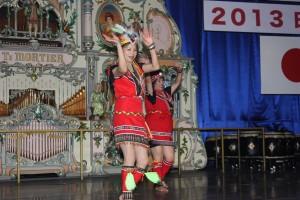 原住民陽光舞踊団