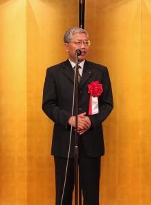 僑務委員會委員長陳士魁表示媽祖廟可以凝聚日本僑界