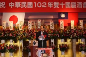 台北駐日経済文化代表処沈斯淳代表