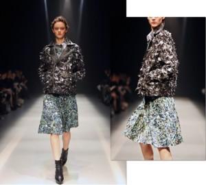 古又文帶來2014春夏全新系列作品「Selma」,驚艷東京時裝周