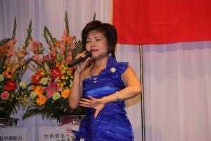 台湾人歌手・寒雲さん