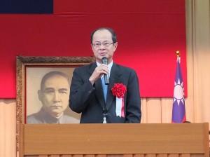 駐日代表沈斯淳感謝僑界支持與關心,讓台日關係得以進展順利