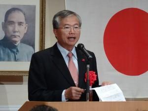 駐大阪辦事處處長 蔡明耀