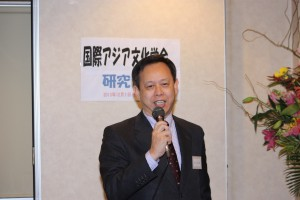 台北駐日経済文化代表処徐瑞湖副代表
