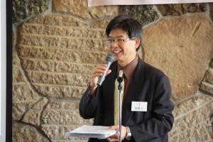 司会は副会長(国立木更津工業高等専門学校教授)が務めた