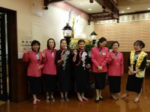 國際佛光會大阪協會師姐們