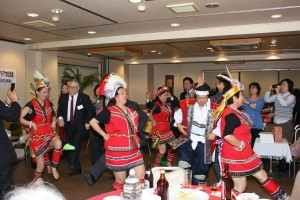 台湾原住民舞踊