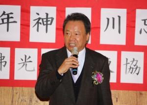 台北駐日経済文化代表処僑務組趙雲華組長