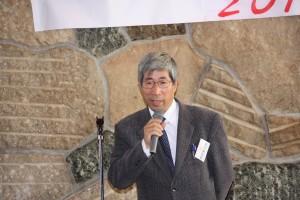 講師の朝倉健太郎氏