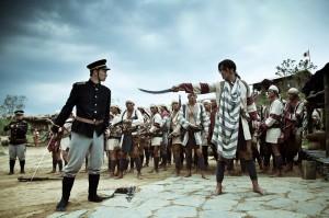 台灣電影史上少見的史詩級鉅作《賽德克‧巴萊》上下集,獲日本電影雜誌票選為最佳外國電影第4名(C) Copyright 2011 Central Motion Picture Corporation & ARS Film