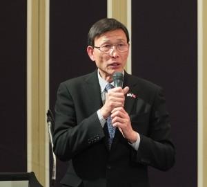 第2屆總會長選考委員會委員長由河道台當選,他表示將以更公正的方式進行選舉