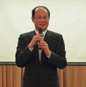 駐日代表沈斯淳表示金門風光明媚,希望日本旅客可以多多前往
