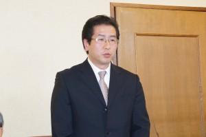 花巻市出身のオペラ歌手古川精一さん