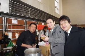 台湾料理の出店