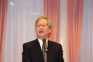 公益財団法人交流協会の今井正理事長