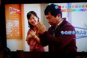 NHK「探検バクモンSP」。爆笑問題の二人を東京媽祖廟の連昭惠代表が案内