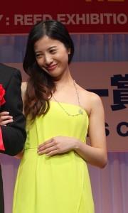 吉高由里子獲選為20歲部門最適合配戴珠寶的人