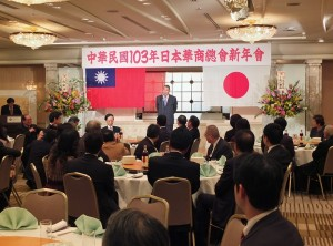 駐日代表處僑務組副參事王東生表示台日雙方今年將以突破400萬人次互訪為目標