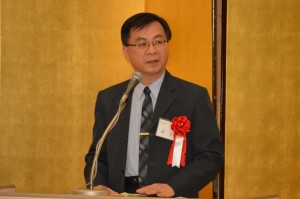 駐日代表處教育組副組長林世英出席亞洲社會福祉從事人員研習生結業式