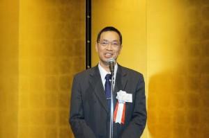 張碧華副会長