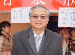 台北駐大阪経済文化弁事処 蔡明耀処長