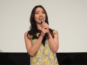 日本演員池端Reina,為參與演出特地學中文