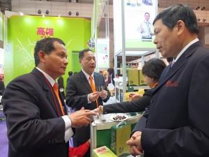 高雄蜜棗業者向葉明水表示,台灣蜜棗預計可通過日本檢疫,明年可望輸出至日本
