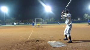 台湾で人気が高い塁球(ソフトボール)