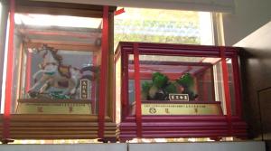 台湾ソフトボールの優勝記念品