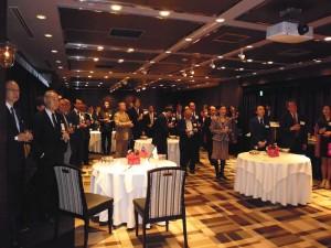 活動當天有超過50位政商界人士出席參加
